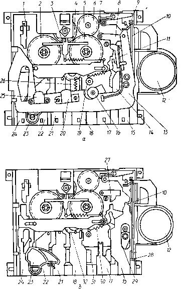 схема магнитофона юпитер