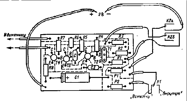 Рис 62 Схема размещения