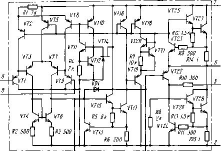 а микросхема К547КП1 по